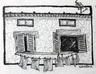 dessin sartiano