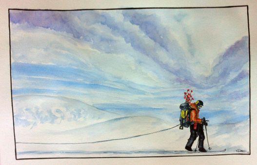 XPA alex a ski
