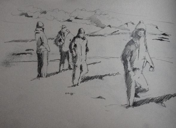 Dessin cahier Didier Antarctique-18