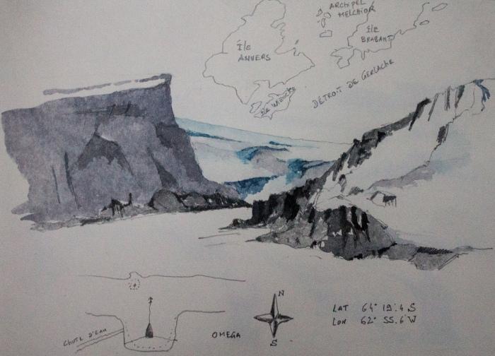 Dessin cahier Didier Antarctique-4