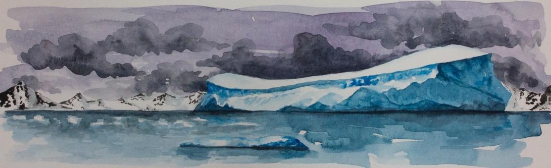 L'Antarctique sur Venus MQ-213