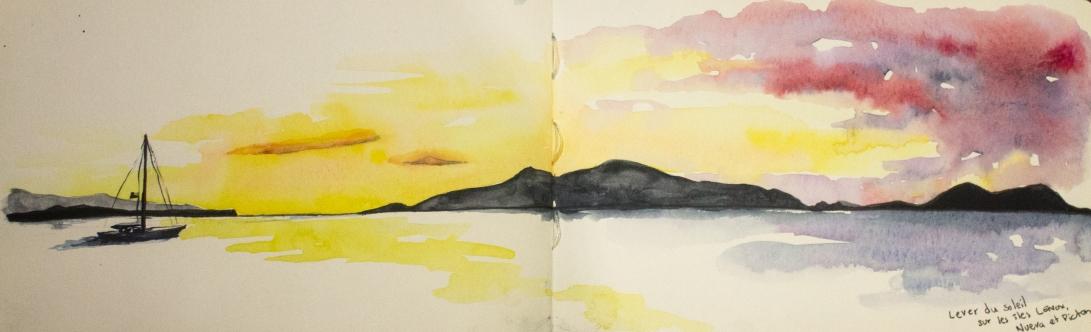 Les couleurs d'Emma - Carnet de voyage Patagonie-2
