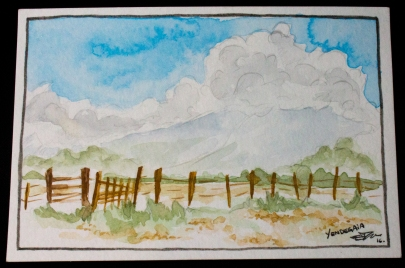 Les couleurs d'Emma - Carnet de voyage Patagonie Yendegaia